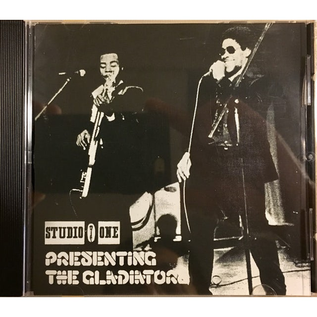 PRESENTING THE GLADIATORS: DELUXE EDITION CD