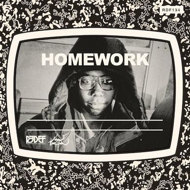 Kev Brown HOMEWORK CD