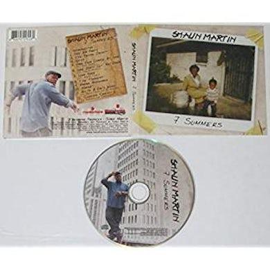 Shaun Martin 7SUMMERS CD