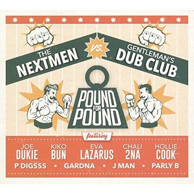 Nextmen Vs Gentleman'S Dub Club POUND FOR POUND Vinyl Record