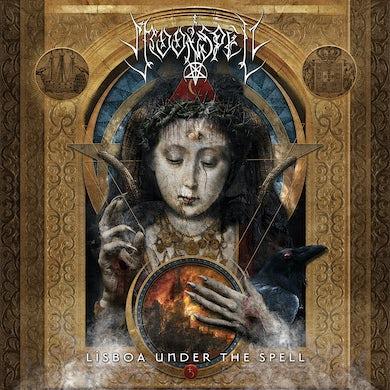 Moonspell LISBOA UNDER THE SPELL CD