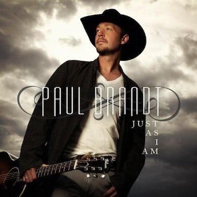 Paul Brandt JUST AS I AM CD