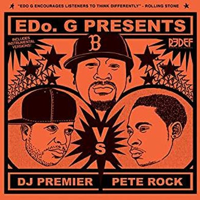 Edo G PETE ROCK VS. DJ PREMIER CD
