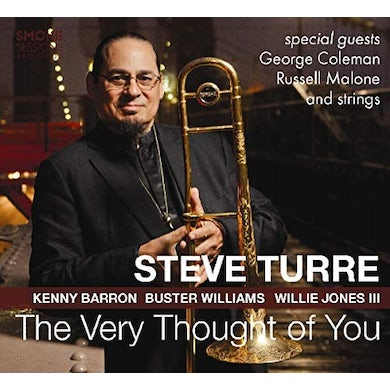 Steve Turre VERY THOUGHT OF YOU Vinyl Record