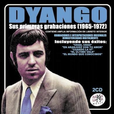 Dyango SUS PRIMERAS GRABACIONES (1965-1972) CD