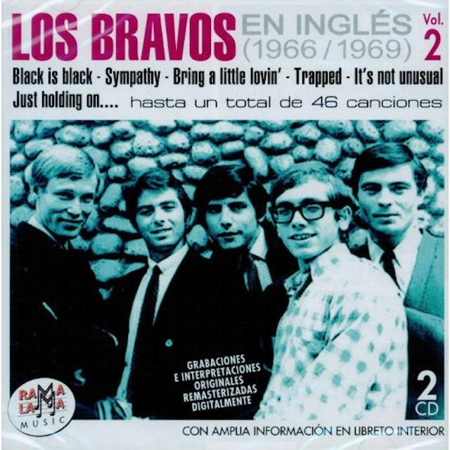 Los Bravos EN INGLES VOL 2 (1966-1967) CD