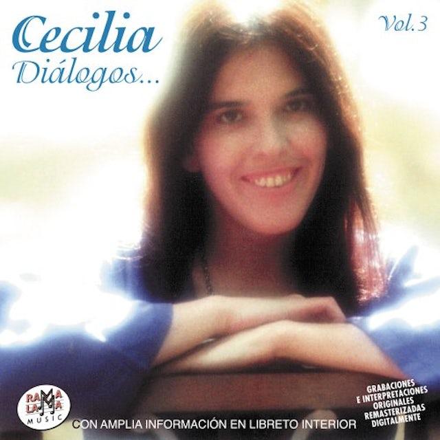 Cecilia DIALOGOS VOL 3 CD