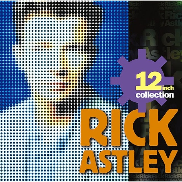 Rick Astley 12 INCH COLLECTION CD