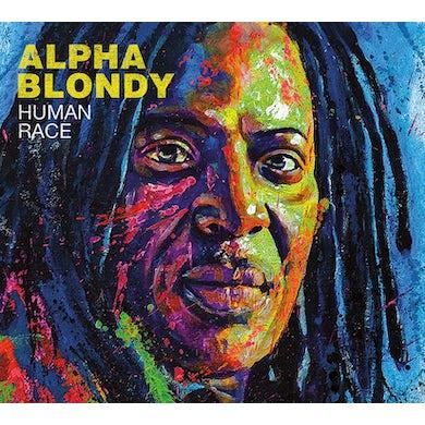Alpha Blondy HUMAN RACE CD