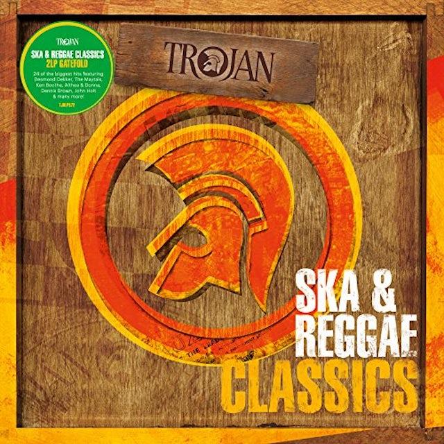 Ska & Reggae Classics / Various Vinyl Record