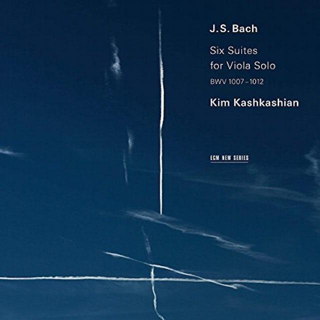 Kim Kashkashian J.S. BACH: SIX SUITES FOR VIOLIN SOLO BWV 1007-101 CD
