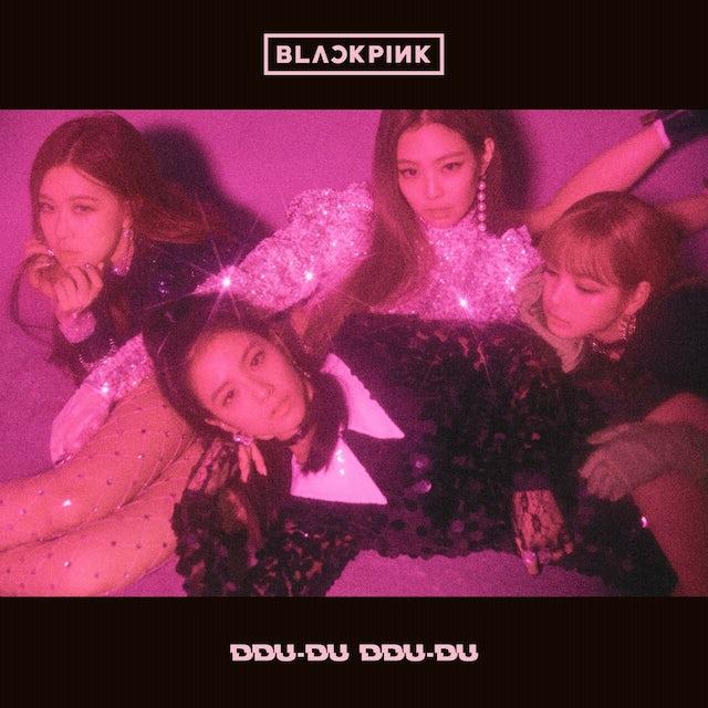 BLACKPINK DDU-DU DDU-DU CD