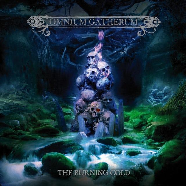 Omnium Gatherum BURNING COLD Vinyl Record