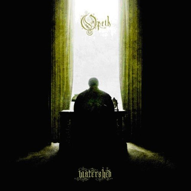 Opeth WATERSHED Vinyl Record