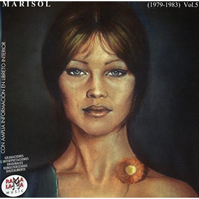 Marisol SUS DOS ULTIMOS ALBUMES CD