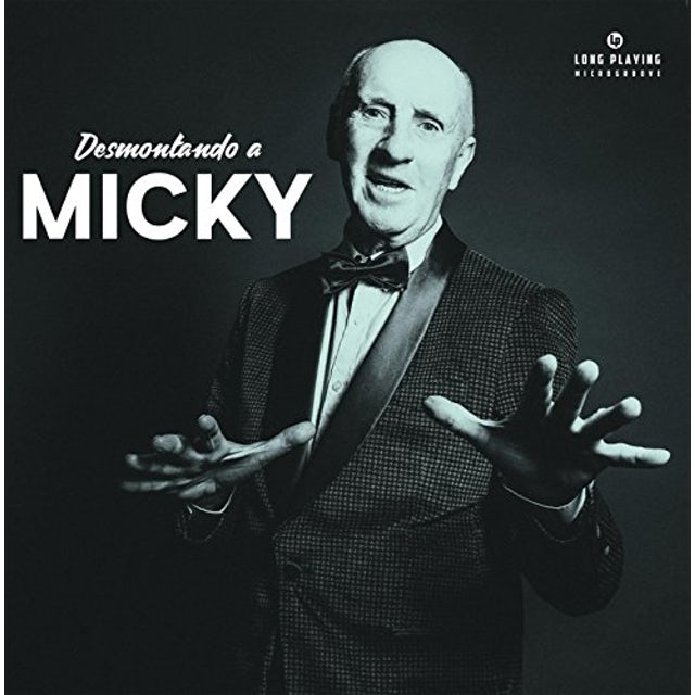 DESMONTANDO A MICKY CD