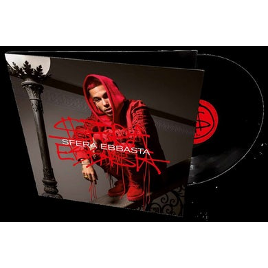 SFERA EBBASTA Vinyl Record