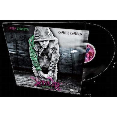 Sfera Ebbasta XDVR RELOADED Vinyl Record