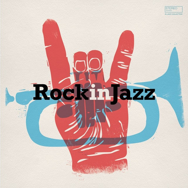 Rock In Jazz / Various CD