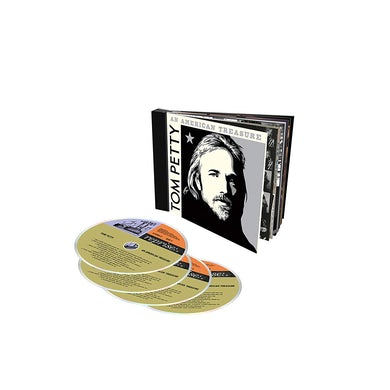 Tom Petty and the Heartbreakers AN AMERICAN TREASURE CD