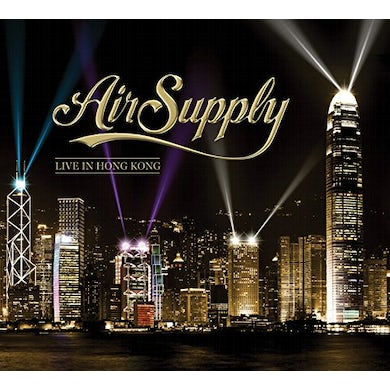 Air Supply LIVE IN HONG KONG CD