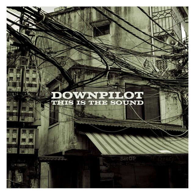 Downpilot THIS IS THE SOUND Vinyl Record