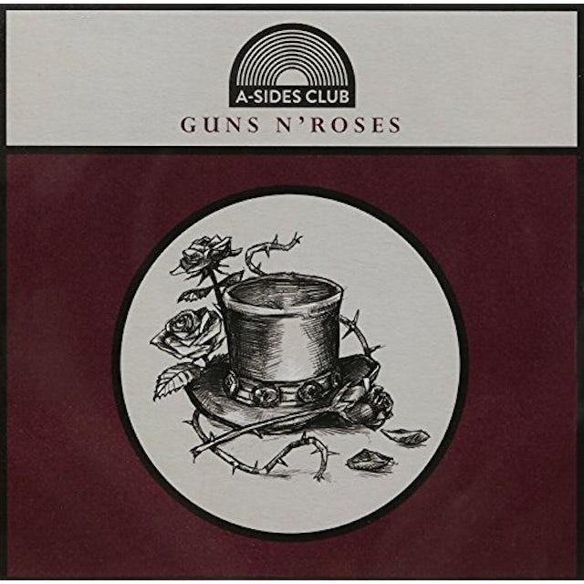 A-Sides Club GUNS N ROSES CD