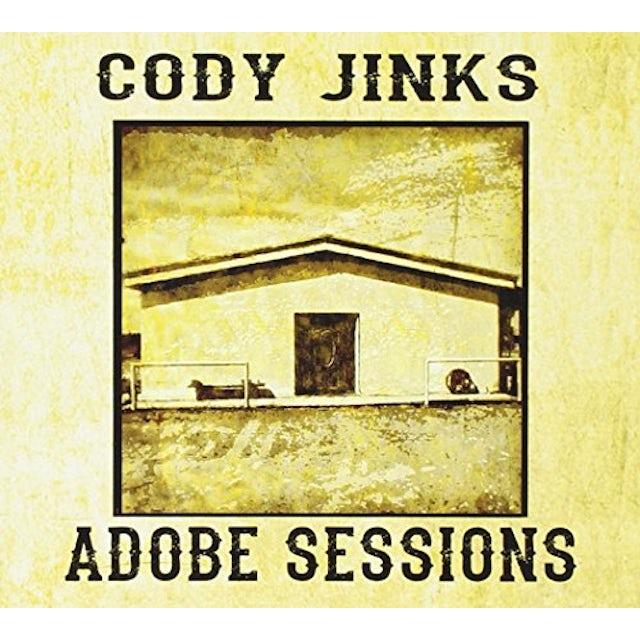 Cody Jinks ADOBE SESSIONS CD
