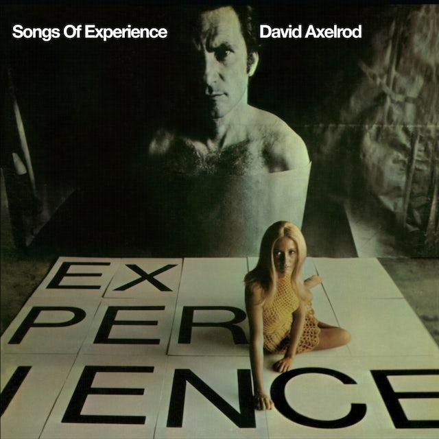 David Axelrod SONGS OF EXPERIENCE Vinyl Record