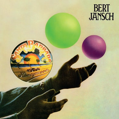 Bert Jansch SANTA BARBARA HONEYMOON CD