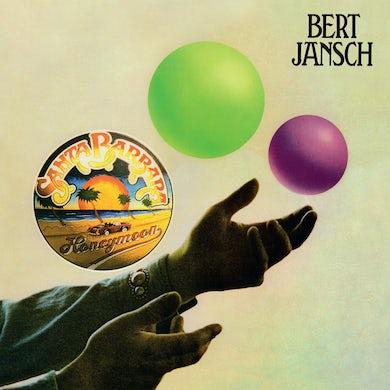 Bert Jansch  SANTA BARBARA HONEYMOON CD