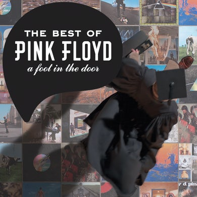 BEST OF PINK FLOYD: A FOOT IN THE DOOR Vinyl Record