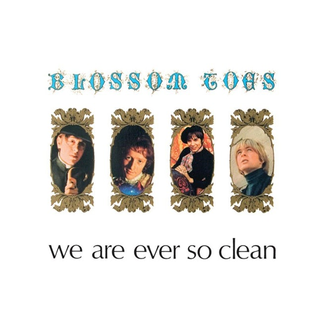 Blossom Toes WE ARE EVER SO CLEAN CD