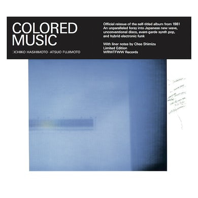 Colored Music CD