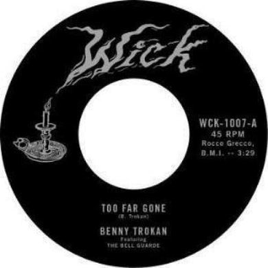 Charles Bradley & The Inversions WHATCHA DOING (TO ME) / STRIKE THREE Vinyl Record