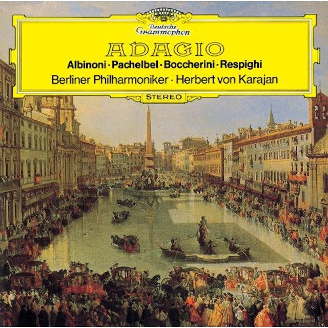 Herbert Von Karajan ADAGIO CD