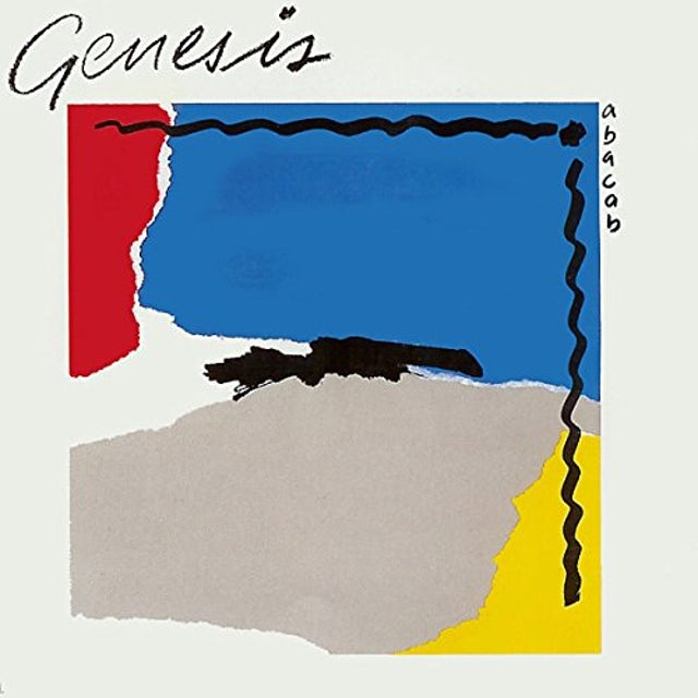 Genesis ABACAB Vinyl Record