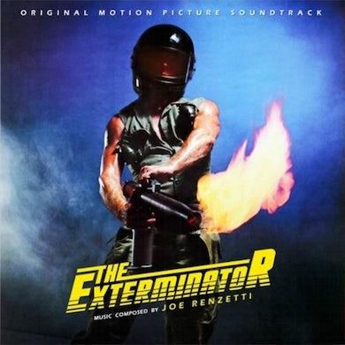 Exterminator / O.S.T. EXTERMINATOR / Original Soundtrack Blue Colored Vinyl Record