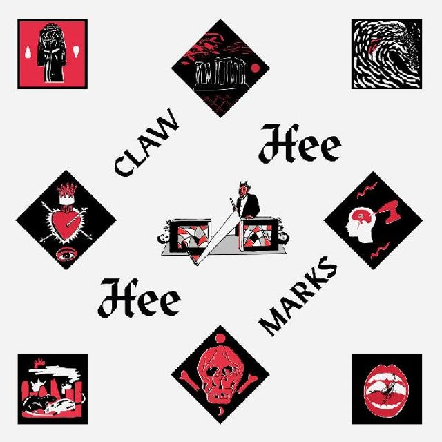 Claw Marks HEE HEE Vinyl Record