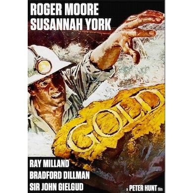 GOLD (1974) DVD