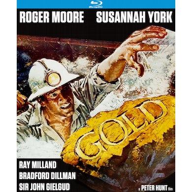 GOLD (1974) Blu-ray