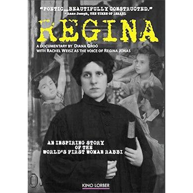 REGINA (2013) DVD