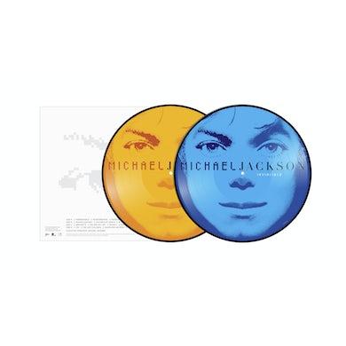 Michael Jackson INVINCIBLE Vinyl Record