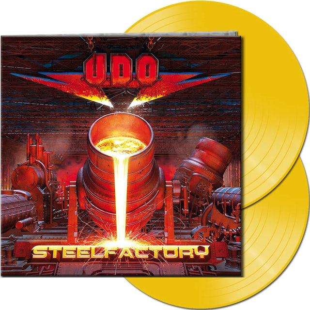 U.D.O. STEELFACTORY Vinyl Record