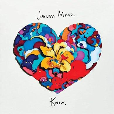 Jason Mraz KNOW. Vinyl Record