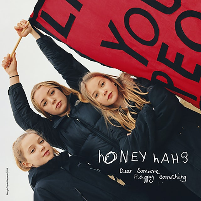 Honey Hahs DEAR SOMEONE HAPPY SOMETHING CD