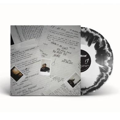 Xxxtentacion 17 - Limited Edition Black & White Colored Vinyl Record