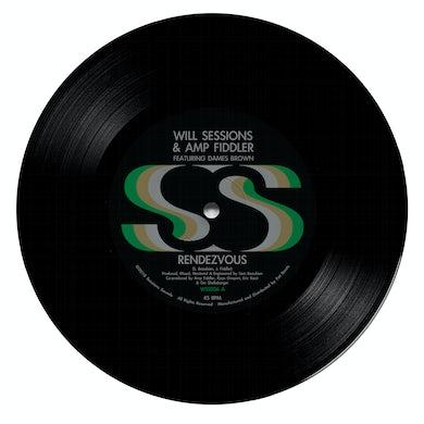 RENDEZVOUS / INSTRUMENTAL Vinyl Record