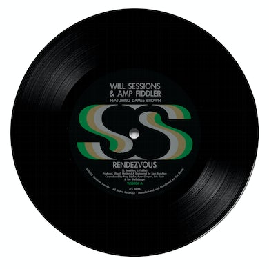 Will Sessions RENDEZVOUS / INSTRUMENTAL Vinyl Record