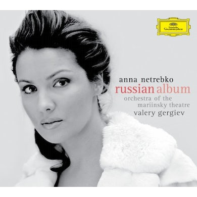Anna Netrebko RUSSIAN ALBUM CD
